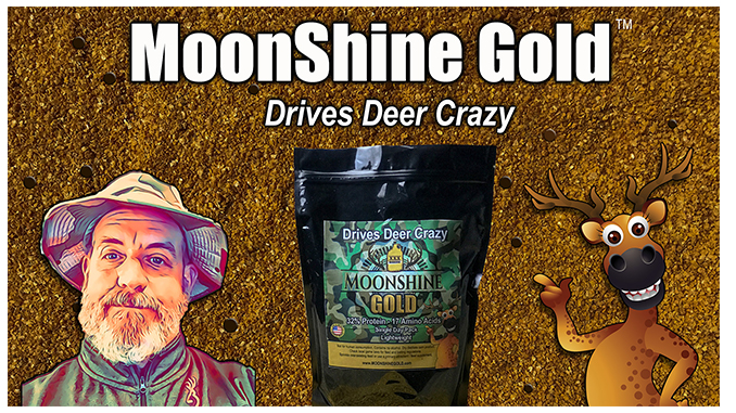 moonshine gold deer attractant